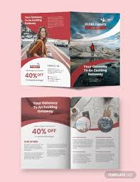 Travel Brochure Cover Design 52 Travel Brochure Templates Psd Ai Google Pages Free
