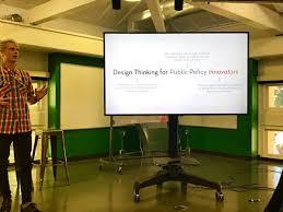 Design Thinking Public Policy