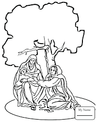 Coloring Picture Of Baby Jesus Coloring Baby In A Manger Coloring