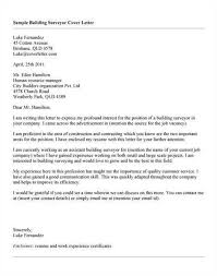 building surveyor cover letter examples cover letter templates building inspector resume