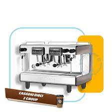Máy pha cà phê Casadio Dieci 2 Group thanh lý – TEMPUS COFFEE