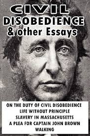 civil disobedience and other essays by henry david thoreau  civil disobedience and other essays by henry david thoreau paperback com books