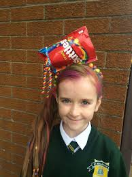 Crazy Hair Style crazy hair style for school fun day rainbow hair crazy hair day 3087 by wearticles.com