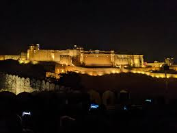 Amber Fort Light Show Tickets Light And Sound Show At Amber Fort Jaipur