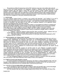 Product Purchase Agreement Template Regular Product Sales Agreement