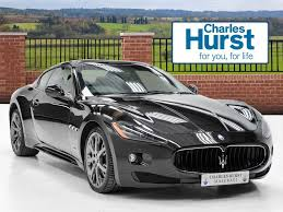 Maserati GranTurismo S (black) 2011-03-11   in County Antrim   Gumtree