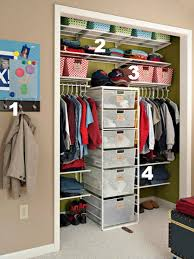 Amazing Inexpensive Closet Organizers Ideas For Organizing Kids