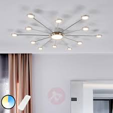 large bright led ceiling lamp meru remote control 8032115 36