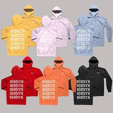 Check out our best james charles merch collection with unique & custom designs. Sisters Hoodie James Charles Sisters Hoodie Sisters Apparel Sisters Sweatshirt James Charles Merch Sisters Fo James Charles Hoodie Fashion Youtuber Merch