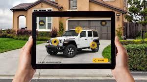 2018 jeep ar app sliver mobile