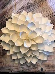 Features framed wall decor made of solid iron material. Amazon Com Dahlia Paper Flower For Wall Decor Table Decor Nursery Decor Wedding Handmade
