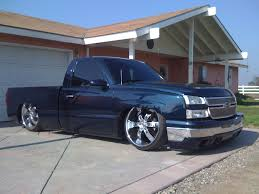 midway_kustoms 2007 Chevrolet Silverado 1500 Regular Cab Specs ...