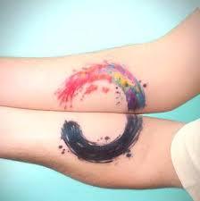 Super Tetování Pro Páry V Lásce Recepty Móda Zdraví Vztahy