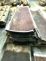 corrugated metal panels craigslist o supreme corrugated galvanized salvaged corrugated metal panels reclaimed rustic metal roofing