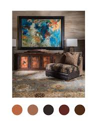 Color Trend Earthy Copper