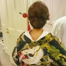 夜会巻きはかんざしが正解マスターしてかっこいいオンナに変身hair