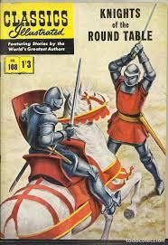 knights of the round table nº108 tebeos y comics comics lengua extranjera comics
