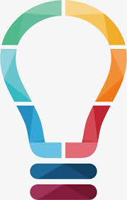 Creative Ppt Element Light Bulb Chart Ppt Chart Png And