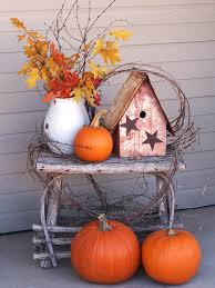 Fall Porch Decorating Diy Fall Decorating Ideas From Instagram Hgtvs Decorating