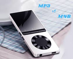 Mp3 Player Comparison Chart M4b Vs Mp3