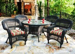 Furniture Wicker Patio Table Wicker Patio Patio Furniture Wicker