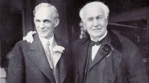 henry ford with thomas edison. Simple Ford Ford And Edisonu0027s Excellent Camping Adventures For Henry With Thomas Edison H