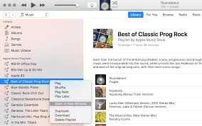 Opening A Playlist In A Separate Window In Itunes 12 6 Ilounge Tips