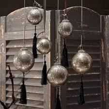 Weihnachtsschmuck 6er Set Broom