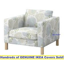 Armchair slipcovers Diy Ikea Karlstad Armchair chair Cover Slipcover Gronvik Multicolor New Ebay Floral Armchair Slipcovers Ebay