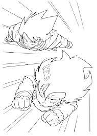Disegno Goku Da Colorare Idee Per La Decorazione Di Interni