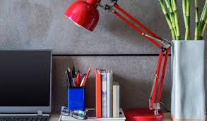 office table decoration home colorful desk accessories