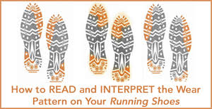 Running Shoe Wear Pattern Classy Where Are Your Running Shoes Worn Out How To Understand What This