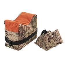 X-F-C-CALLS, <b>Front & Rear</b> Bag Rifle Support <b>Sandbag</b> Without ...