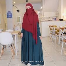 Aku termasuk orang yang cuek sama kehidupan orang lain dari dulu memang gitu. Raffela Dress By Wardah Maulina Daily Shopee Indonesia