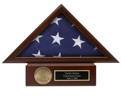 personalized flag display case. Wonderful Personalized Small American Flag 3x5 Display Case Set With Pedestal Base Free Medallion  Engraving Shipping 2018 Made USA Personalized In A