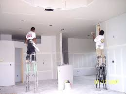 hanging drywall ceiling on stilts hanging drywall ceiling alone