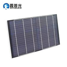 Portable 10w 18V PET <b>Solar</b> Panel Poly Module Cell Charger for ...