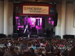Pnc Bank Arts Center Section 303 Row V Seat 117 Page 1