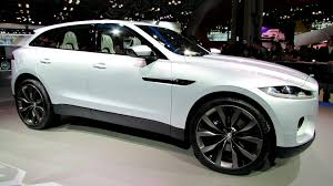 new car models release dates 20142015 Jaguar CX17 SUV  Exterior Walkaround  2014 New York Auto