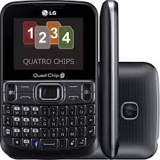 LG C299 Quad Sim Mobile Phone 2,2 Zoll ...