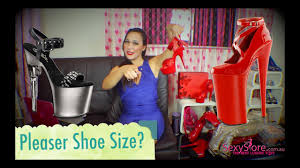 Pleaser Stripper Australian Shoe Size Conversion Chart Explained For Buying Shoes Online