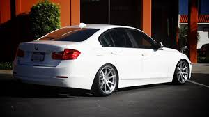 BMW 3 Series 2013 bmw 320i review : 2013 F30 328i CKS Coilover Review - YouTube