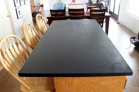 pretentious idea kitchen table top material ideas design replacement singapore height solid surface hi