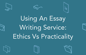 pros of using essay writing services essaypro using an essay writing service ethics vs practicality