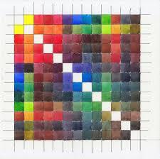 Sennelier Ink Color Chart Review Sennelier 12 Half Pan Watercolour Set Parka Blogs