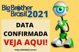 DATA CONFIRMADA PARA ESTREIA BBB 2021 → Veja AQUI!