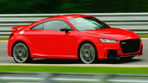 2018 Audi TT RS - Interior, Exterior and Drive, 400 hp - YouTube