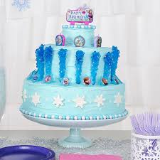 frozen cake decorating ercream frosting