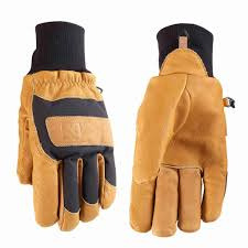 below is a q a for leather glove care