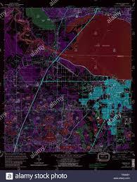 Usgs Topo Map Florida Fl Sanford 348428 1965 24000 Inverted